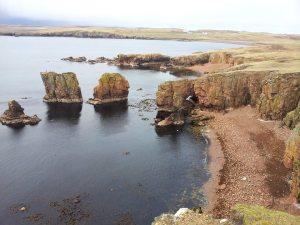 Shetland is gorgeous