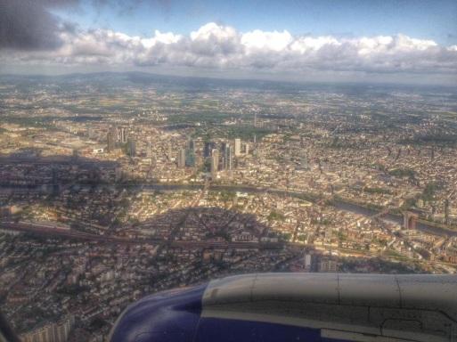 Frankfurt, skyhigh, lufthansa